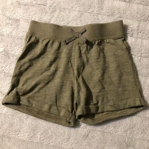 🌟5 for 15$🌟NWOT casual green shorts